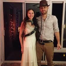 Indiana Jones Halloween Costumes Roland U0026 Meg U2014 Menaskem