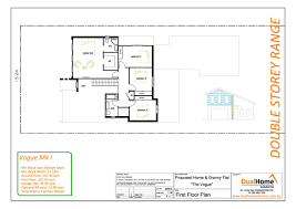 2 Bedroom Granny Flat Floor Plans Our Designs Dual Home Solutions