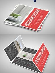 gate fold brochure template indesign 21 striking square brochure template designs web graphic
