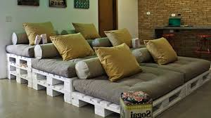 casual home theater seating idea home movie theatre seating