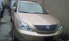 lexus rx 400h certified pre owned honcars home