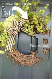 Diy Twig Wreath by Early Fall Wreath Diy Stonegable