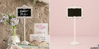 table top place card holders 12 place card holders to reflect your theme confetti co uk