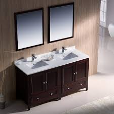 fresca fvn20 3030aw oxford antique white double basin bathroom