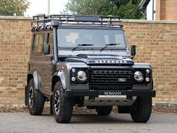 land rover defender autobiography 2016 land rover defender 90 adventure edition classic driver