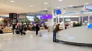 B Otisch Fraport Ag Neues Ambiente Für Abflughalle B
