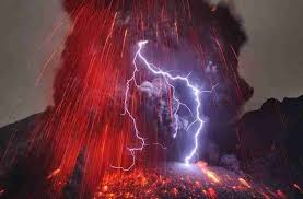 Hawaii how fast does lightning travel images Volcanic lightning in chile and alaska seeker jpg