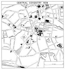 map uk coventry the city of coventry introduction history