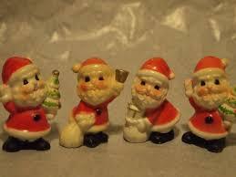 Vintage Christmas Lawn Decorations by 138 Best Vintage Christmas Santas U0026 Elves Images On Pinterest