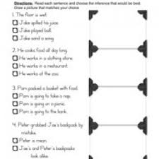 inferences worksheet 1 free worksheets library download and
