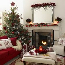 christmas decoration ideas for apartments part 30 a cozy log