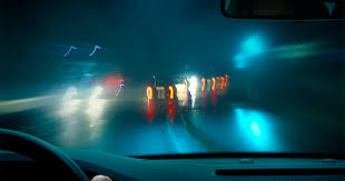 Night Eyes Lights Night Vision And Driving How Safe Are Older Drivers