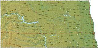 North Dakota Time Zone Map by Online Maps North Dakota Free Printable Maps