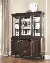 corner hutch dining room