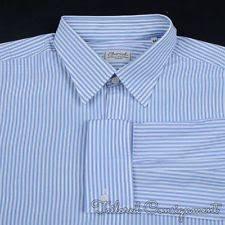 charvet striped dress shirts for men ebay
