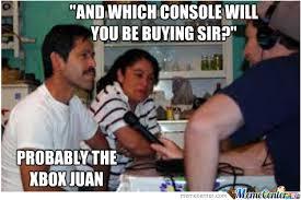Juan Meme - xbox juan by retiliatorx meme center