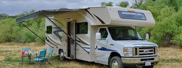 How To Make A Camper Awning Rv Rent Motorhome Rental Road Bear Rv Usa Class C 27 30 U0027