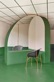 adriana hanna designs sottsass inspired interior for melbourne