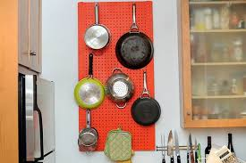 kitchen pegboard ideas lumbwiab01 pegboard goes out of the garage