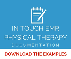 Blind Physical Therapist Physical Therapy Documentation Examples And Documentation Best