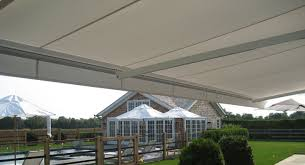 Industrial Awnings Canopies The Total Eclipse Commercial Retractable Awning Eclipse Shading