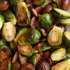 best balsamic brussels sprouts with bacon how to cook roasted