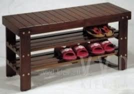 wooden shoe bench wooden storage benches foter