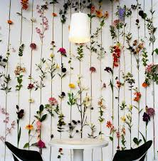 free people home decor inspiration real flower wallpaper nyc dauphine