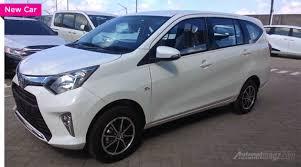 Daihatsu Mpv Toyota Calya And Daihatsu Sigra Will Be Introduced In Karawang On