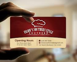 elegant traditional business card design for christopher inlow by