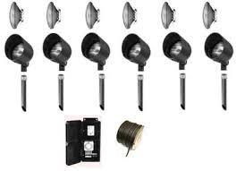 low voltage landscape lighting kits low voltage landscape lighting sets crafts home