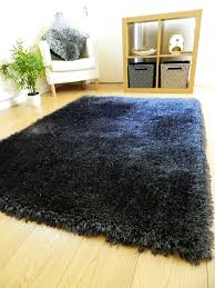 Thick Pile Rug New Thick Silky Soft Hand Tufted Shaggy Rug High Quality 6cm Pile