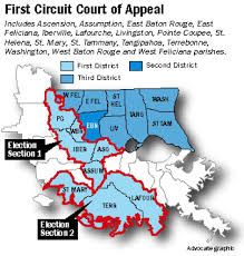 Circuit Court Map Two Ebr Area Judges Draw No Opponents For Appellate Court Seats