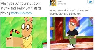 Ruined Childhood Meme - memebase arthur all your memes in our base funny memes