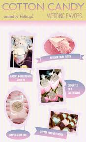 cotton candy wedding favor how to make your cotton candy favors look glam and pretty
