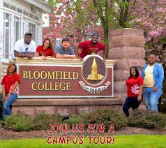 tour campus bloomfield college