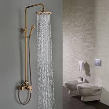 Bathroom Shower Set Sprinkle Bathroom Shower System 8 Fixed Shower And