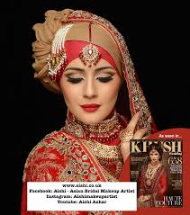 mac alle 39 nora asian bridal makeup artist hair stylist london henna artist