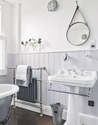 panelled bathroom ideas wood panelled bathrooms boncville