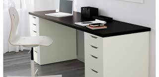 Two Person Reception Desk Impressive Picture Of Cheap Desk With Drawers Bewitch Modern