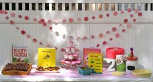 a book lover u0027s birthday alex u0027s storybook birthday party the