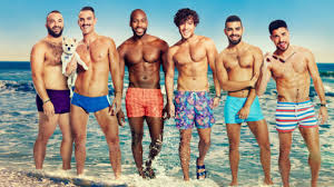 House M D Cast by Logo U0027s U0027fire Island U0027 Reality Show Features Nyc Based Cast Members