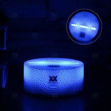harry potter night light harry potter owl 3d acrylic led night light usb touch desk l
