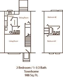 arbors at red bank apartment in evansville in rents floor plans