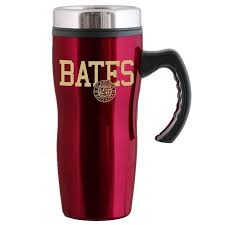 east side travel mug bates college store
