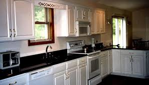 Beautiful White Kitchen Cabinets Black Kitchen Cabinets Blue Walls Exitallergy Com