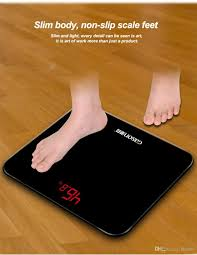 Smart Bathroom Scale 180kg Gason A3 Bathroom Floor Scales Smart Household Electronic