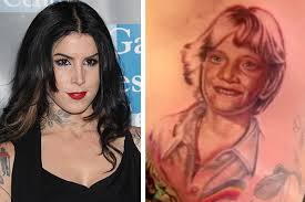 20 tattoos you wouldn u0027t expect to see on these celebrities ritely