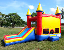 bounce house rentals 4in1 bounce house combo rental in miami