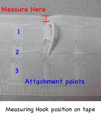 How To Use Buckram In Curtains Pencil Pleat Curtain Calculate Curtain Dimensions